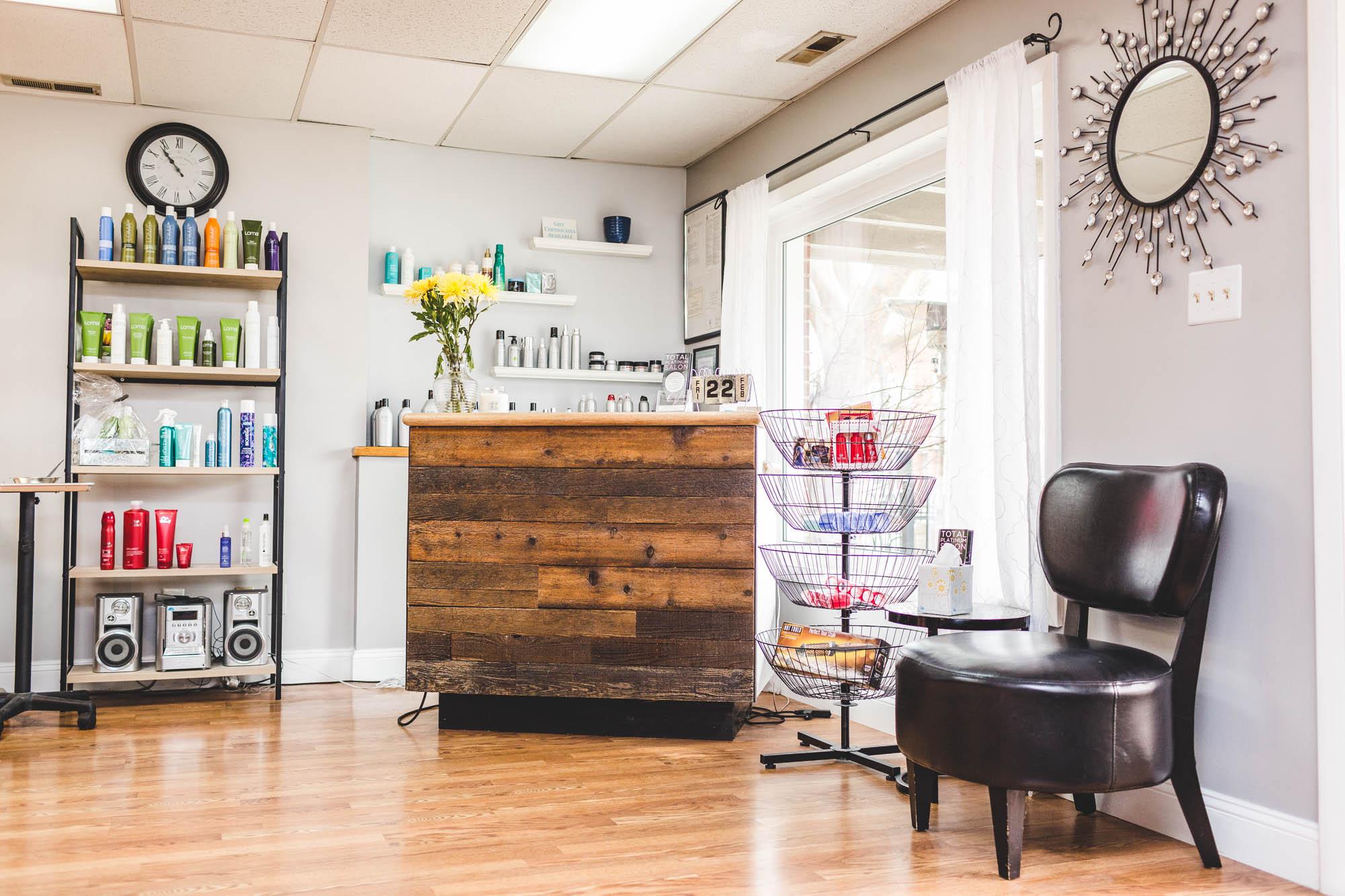 hair salon grove city ohio