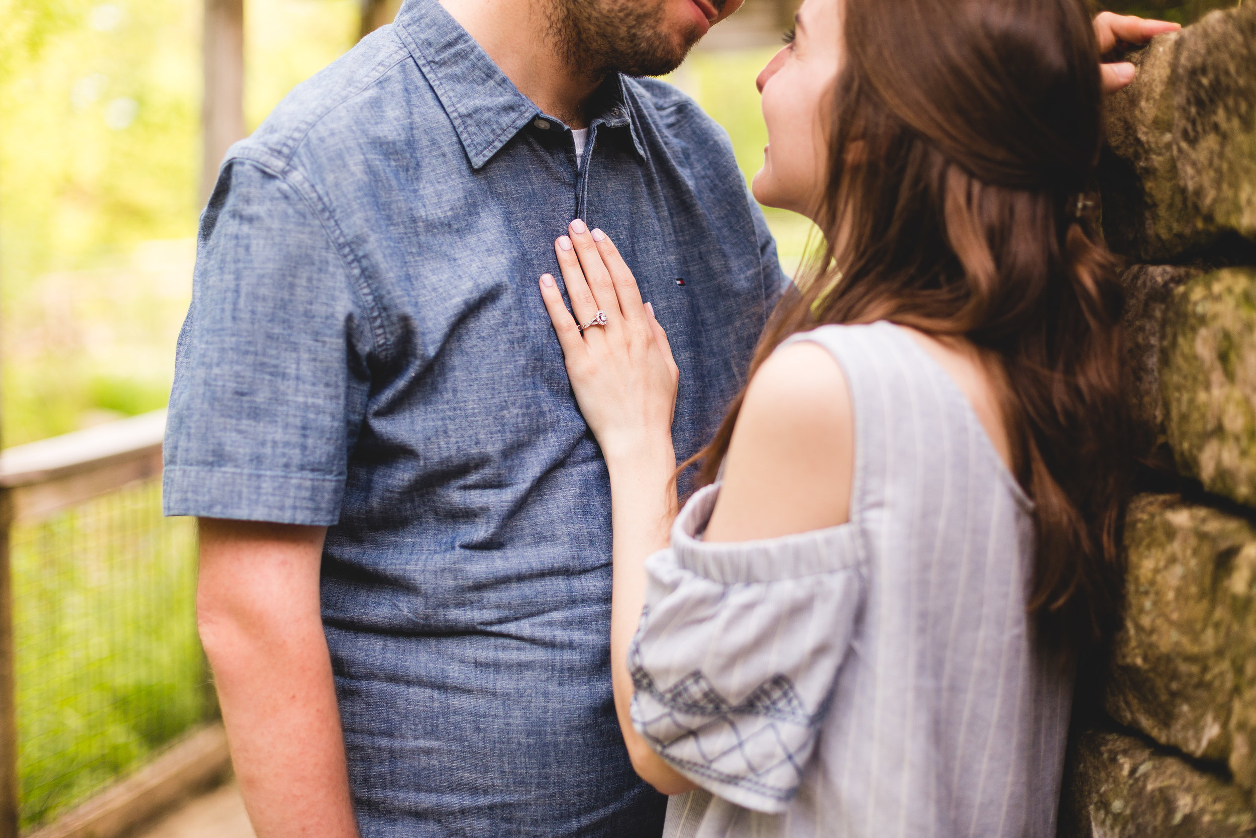 westerville ohio engagement