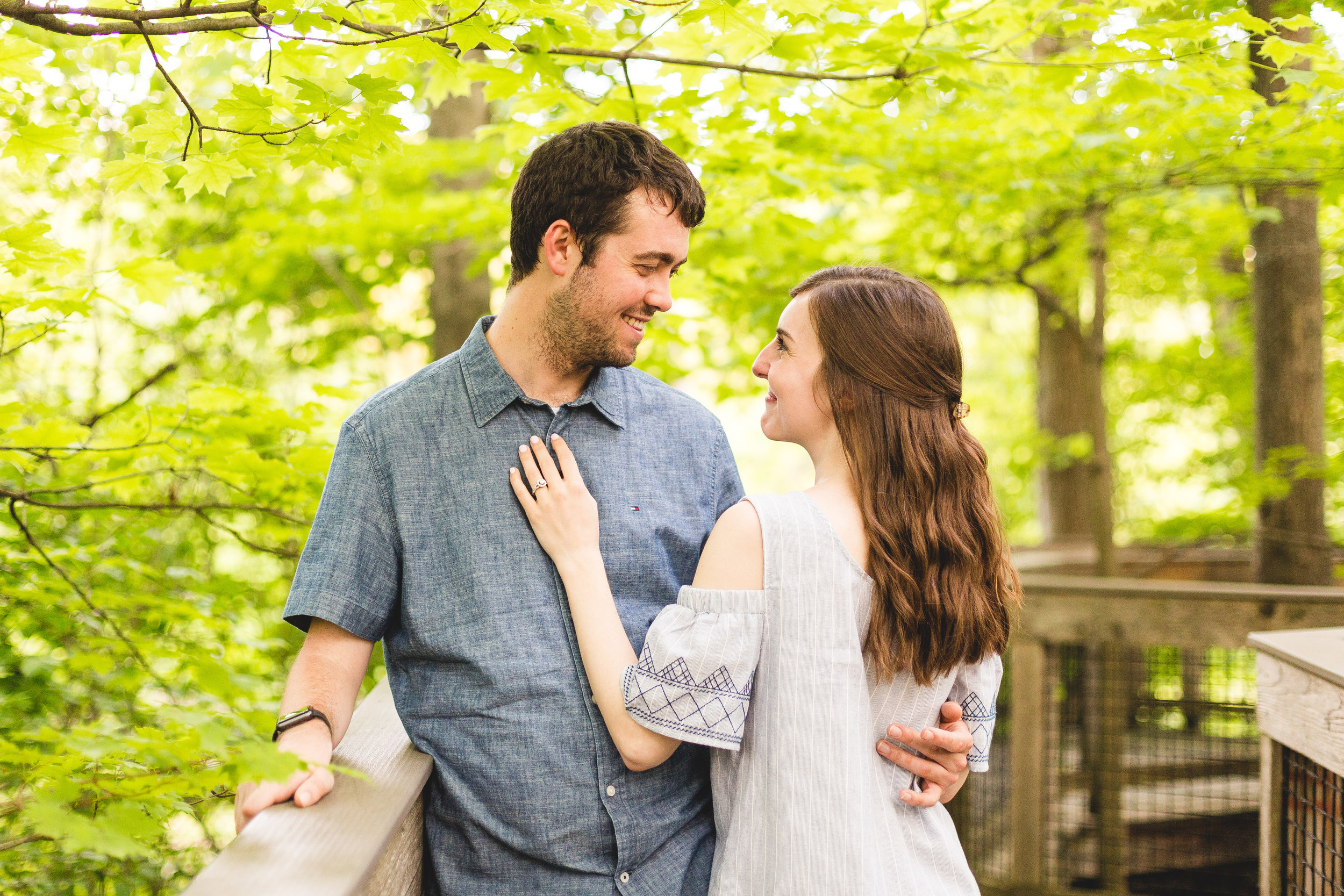 engaged in westerville ohio