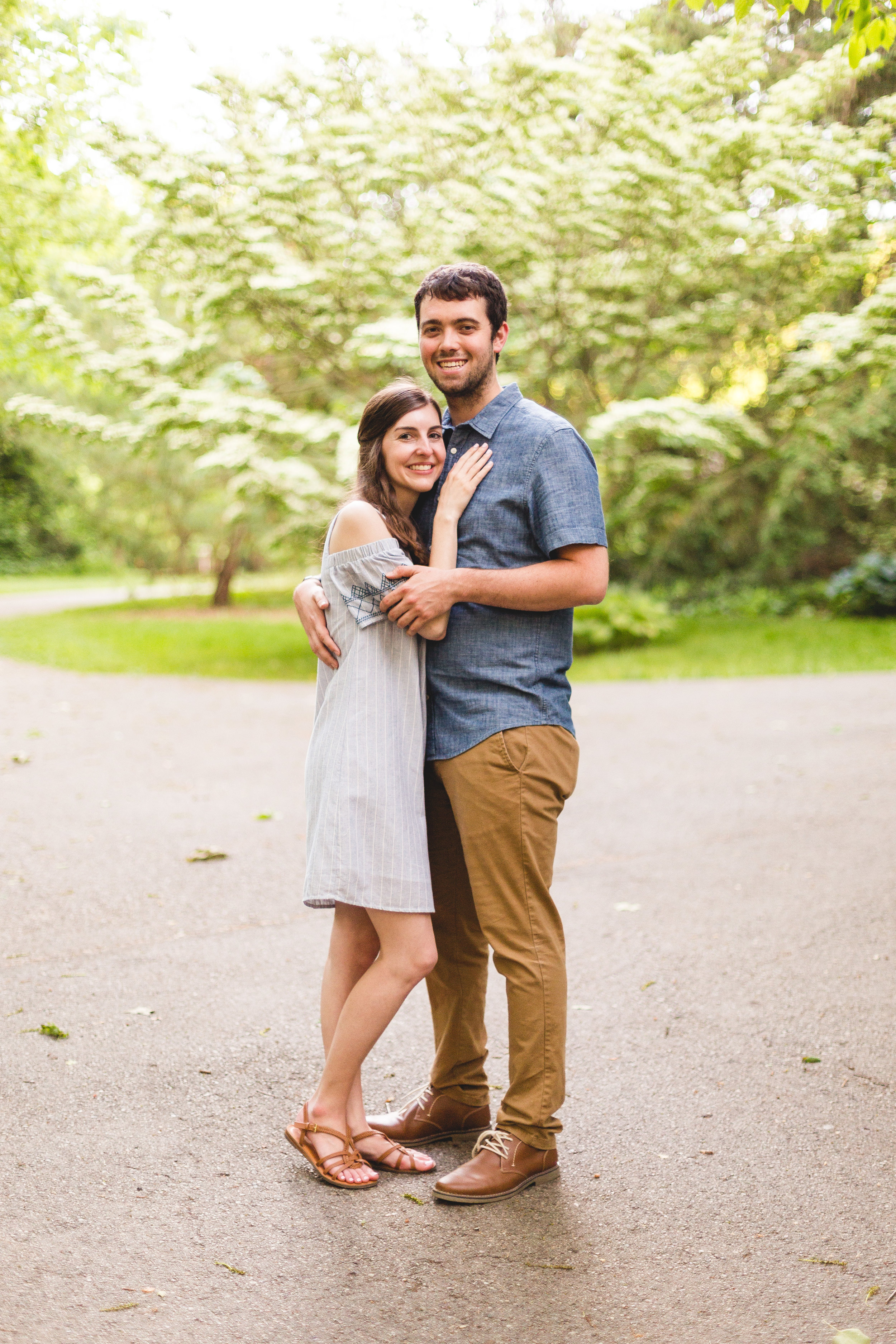 Westerville engagement