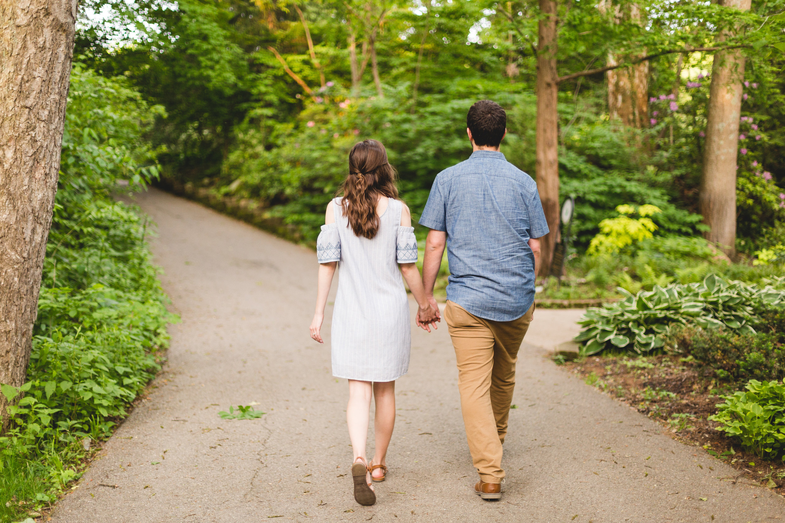 westerville ohio couple engaged