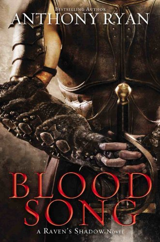 My Winter Reading 2019 - Blood Song