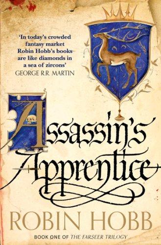 My Winter Reading 2019  - Assassin's Apprentice