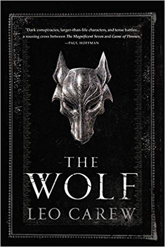 My Winter Reading 2019 - The Wolf