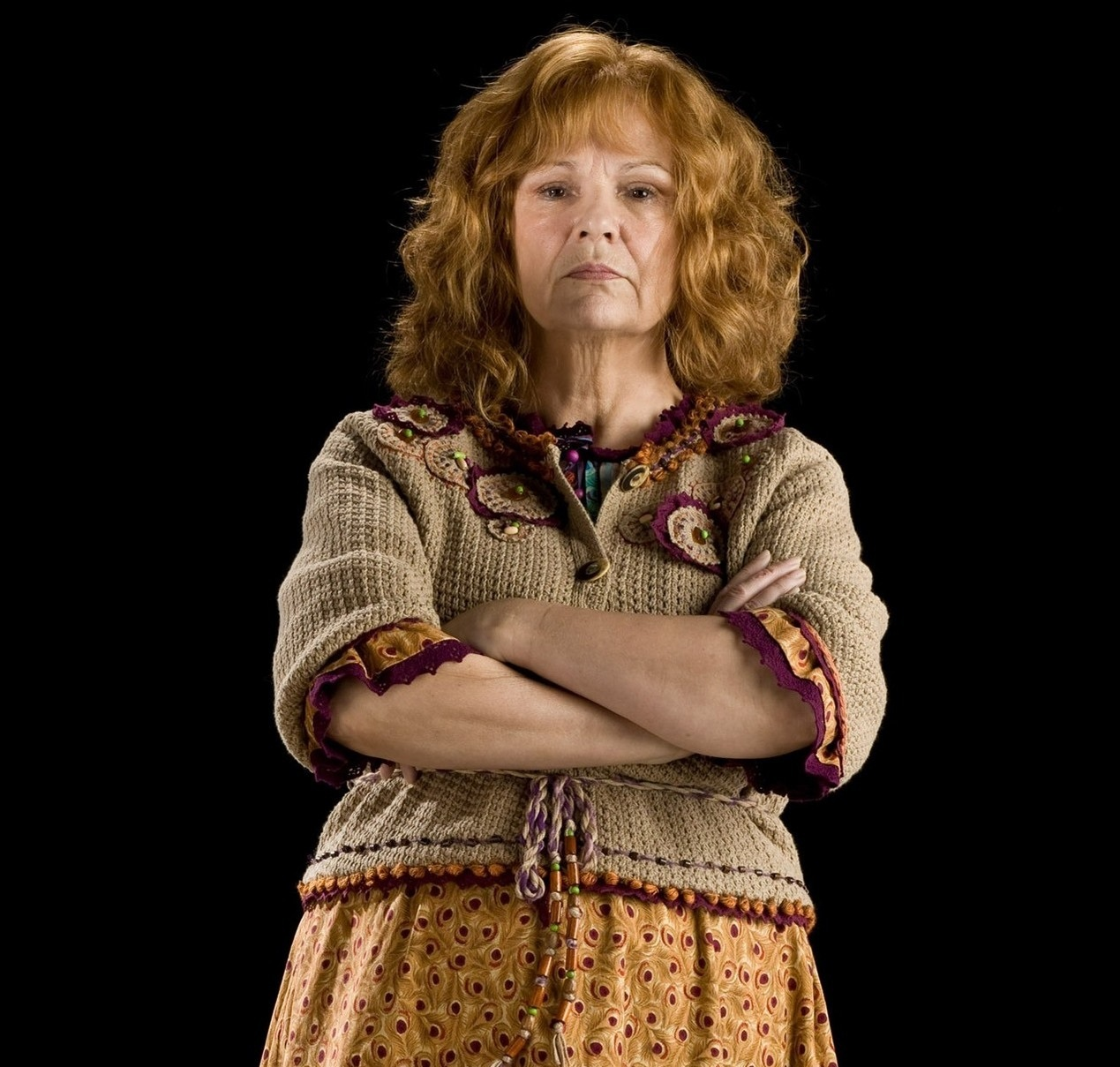 he Best (and Worst) Characters In Harry Potter - Mrs. Weasley