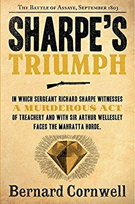 The Sharpe Series - Book Review