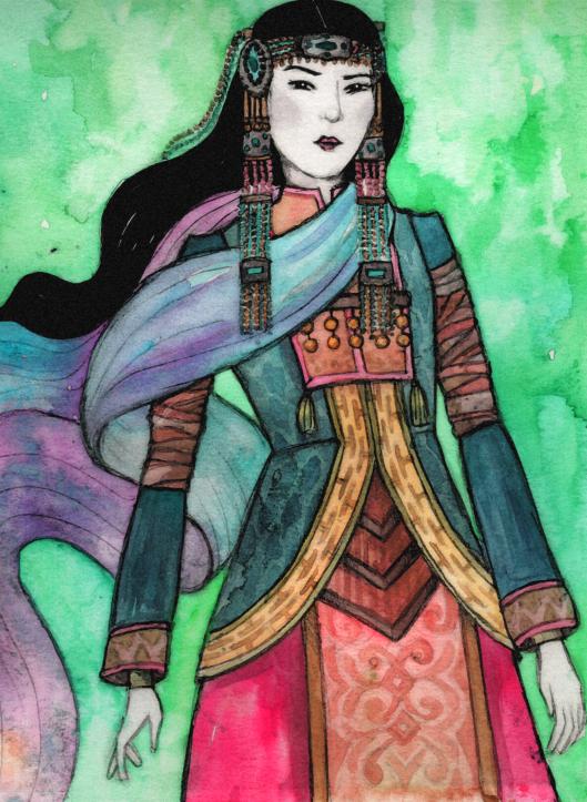 Khutulun Mongolian Princess