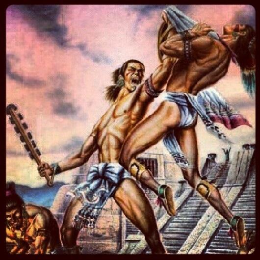 Tlauhicole Aztec
