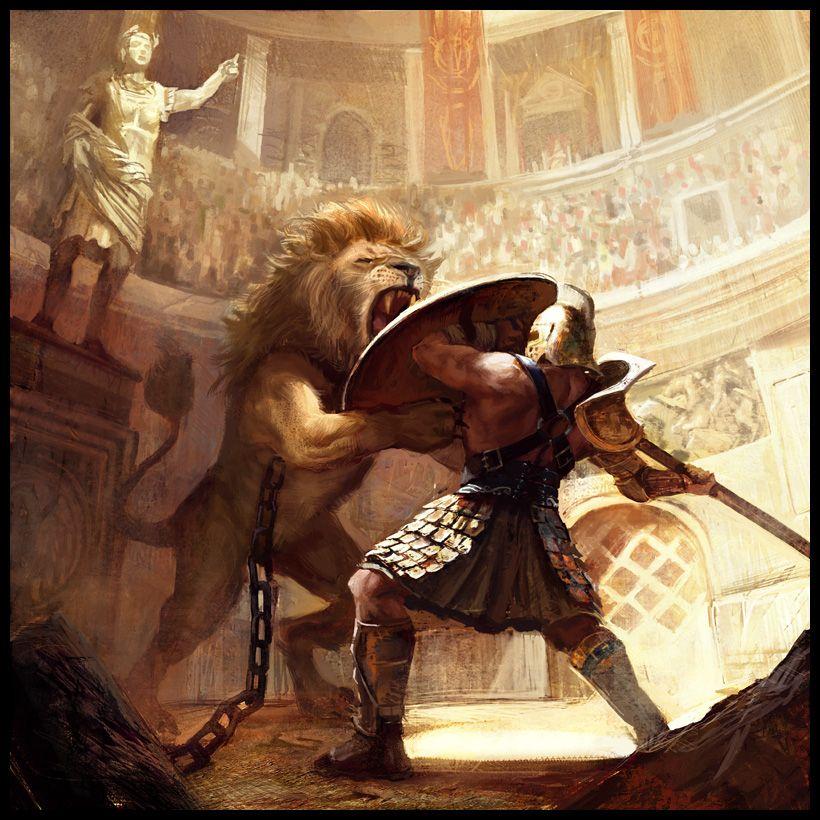 Flamma Gladiator