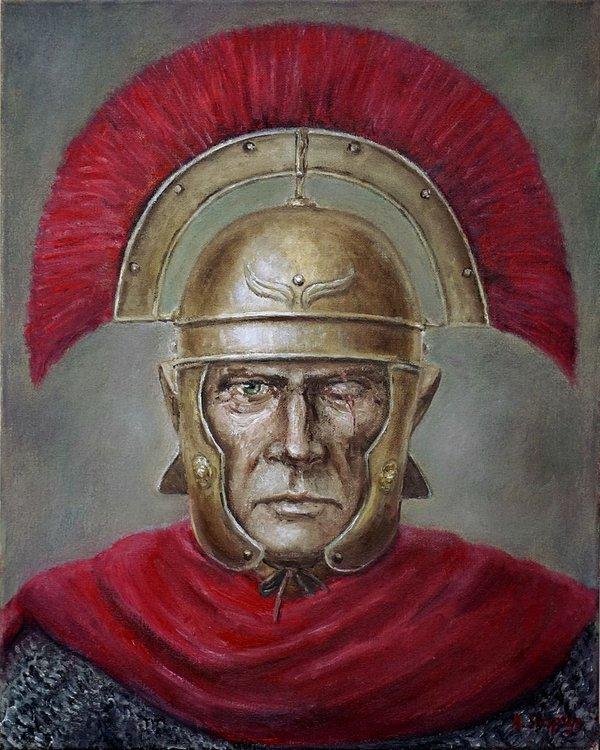 Marcus Cassius Scaeva Roman