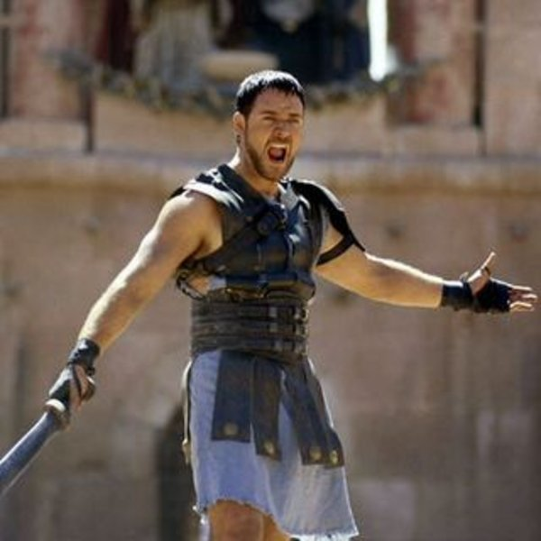 Are You Not Entertained - Gladiator