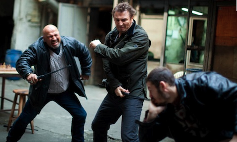 Taken - Liam Neeson