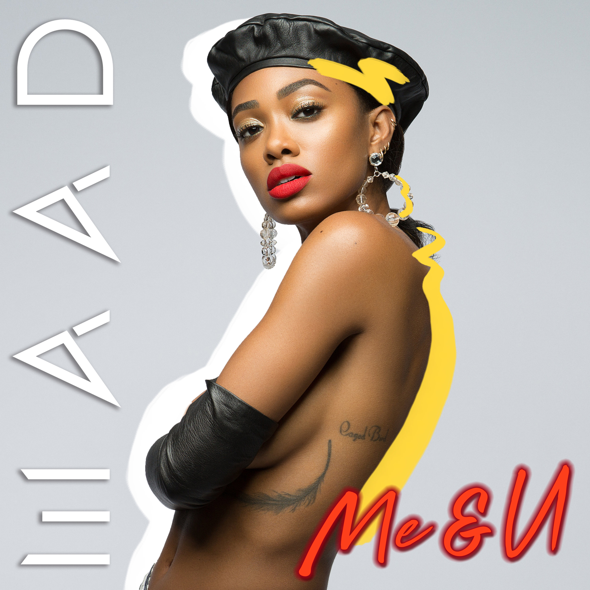 Single Cover Artwork: MAAD - Me & U