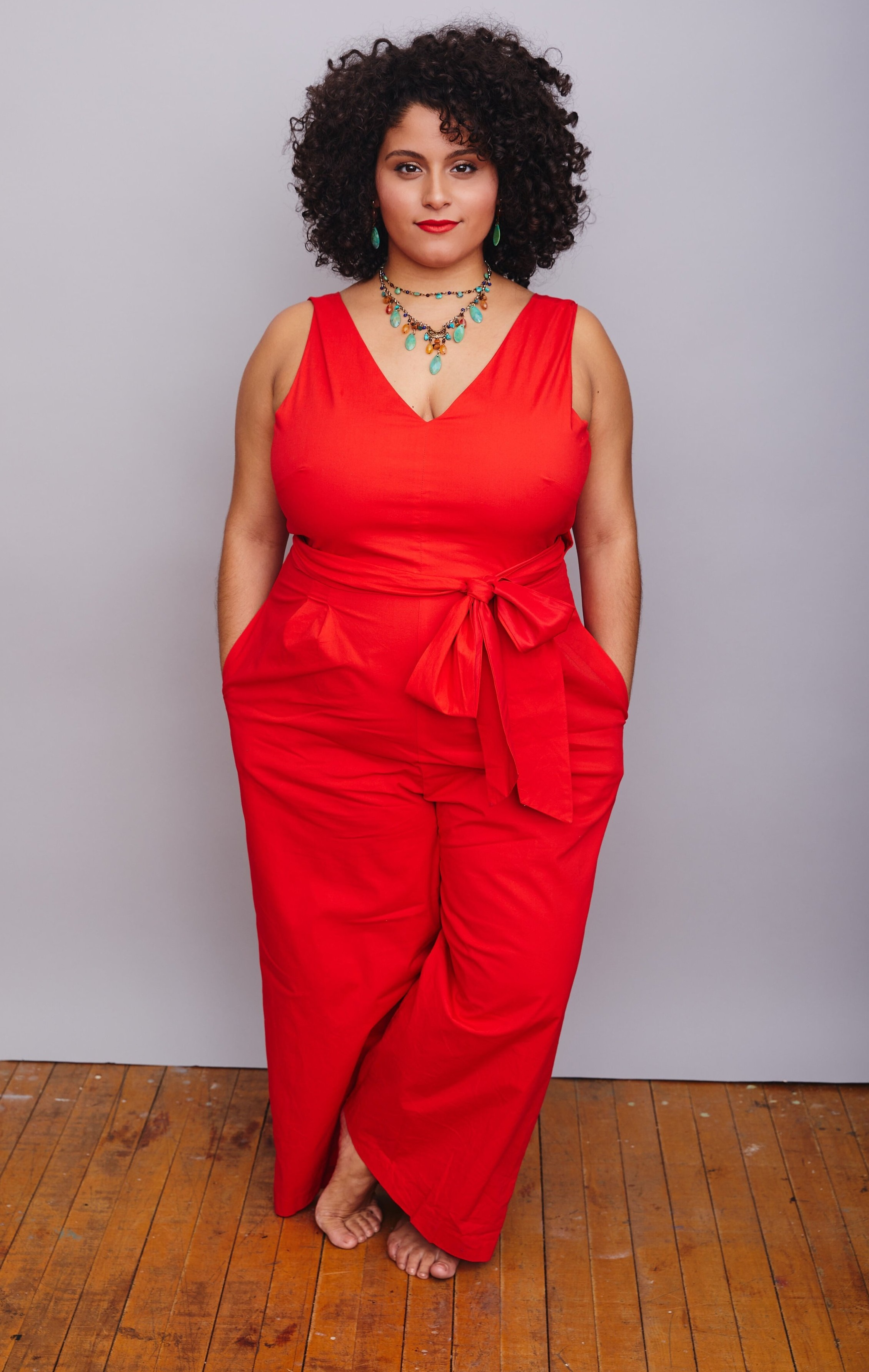 Elisa Galindez | Proud Latinx Actor, Singer, Dancer, and Artist from the Bronx | Photo by  Ted Ely