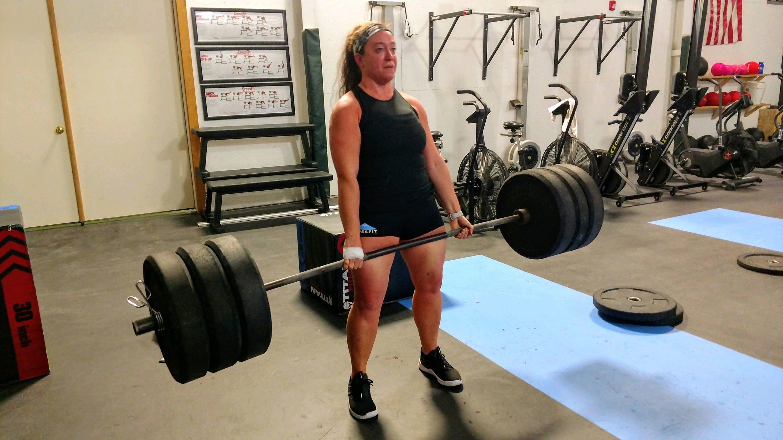 Meet Leah - Meet Leah. Leah is the newest addition to the Mount Washington CrossFit Coaching Team having just gotten her CF-L1 and Weightlifting certifications…REAd More…