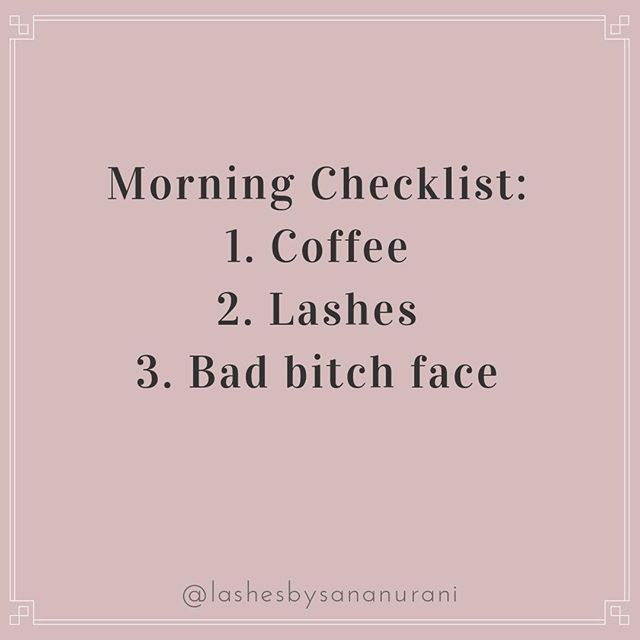 Coffee ☕️ Lashes 👁 Bad B*** Face 🙍  What else do you need? 💁 . . . . . . . . . . . . . . . . #holygrail #shelfie #falselashes #needthis #allnew #trendinginsephora #brandnew #makeupreviews #newinbeauty #beautyflatlay #brandnew #eyeliner #falselashes #motd #makeupoftheday #bblogger #makeup #makeuplaunch #favorites #undiscovered_muas #makeuptalk #makeupjunkie #smokeyeye #makeupporn #lashes #veganlashes #igtopshelfie #makeupdaily #makeupobsessed #crueltyfreebeauty