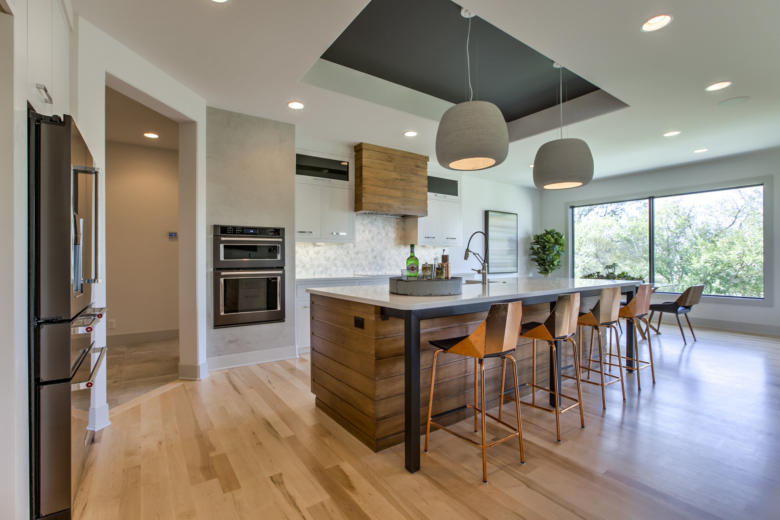 The Kitchen | Nathan Homes
