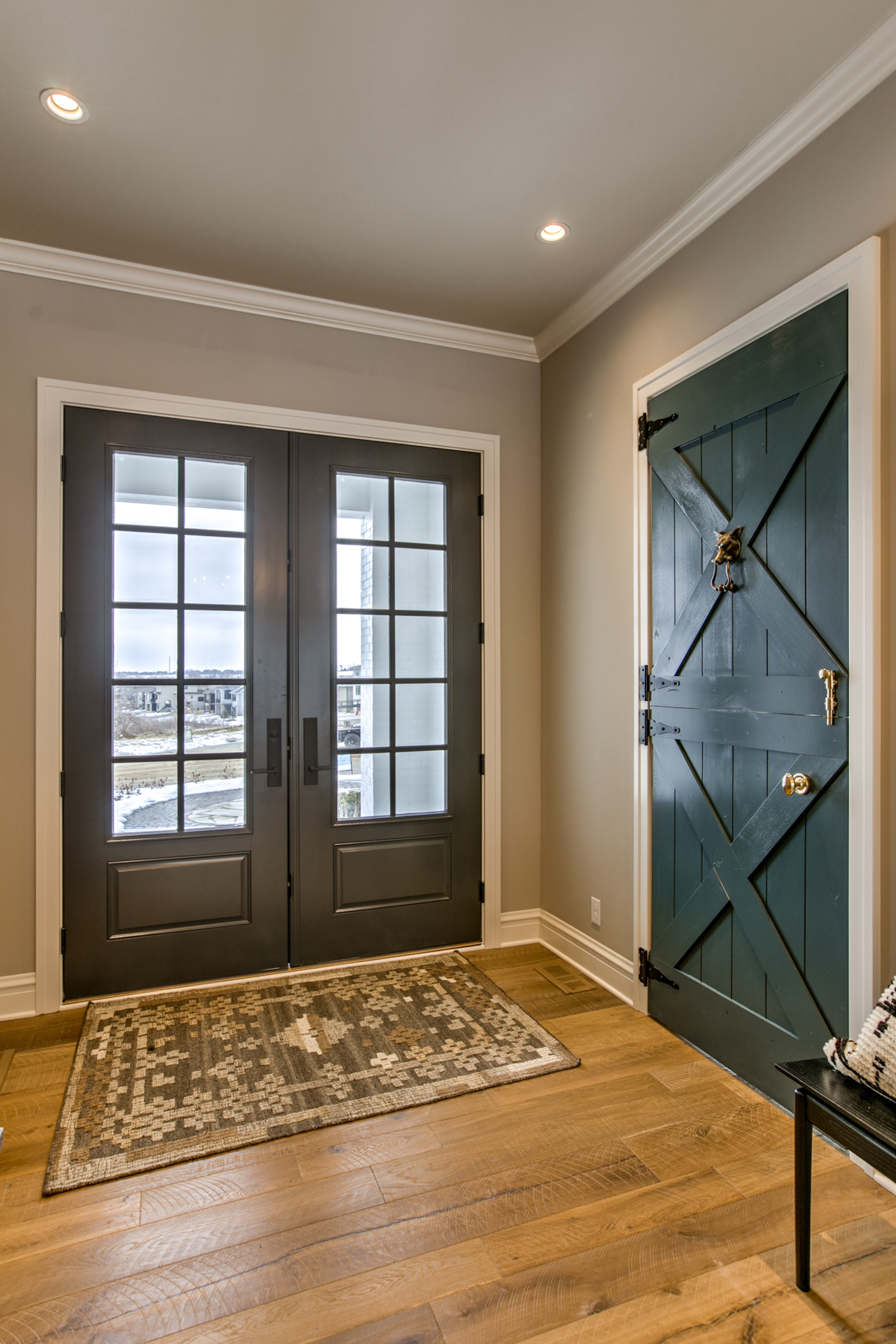 The Entry | Nathan Homes