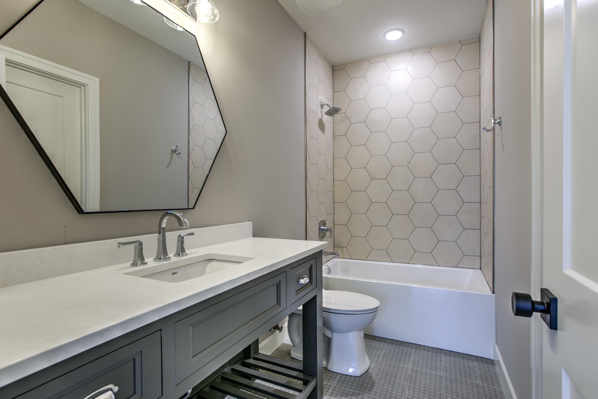 The Third Bathroom | Nathan Homes