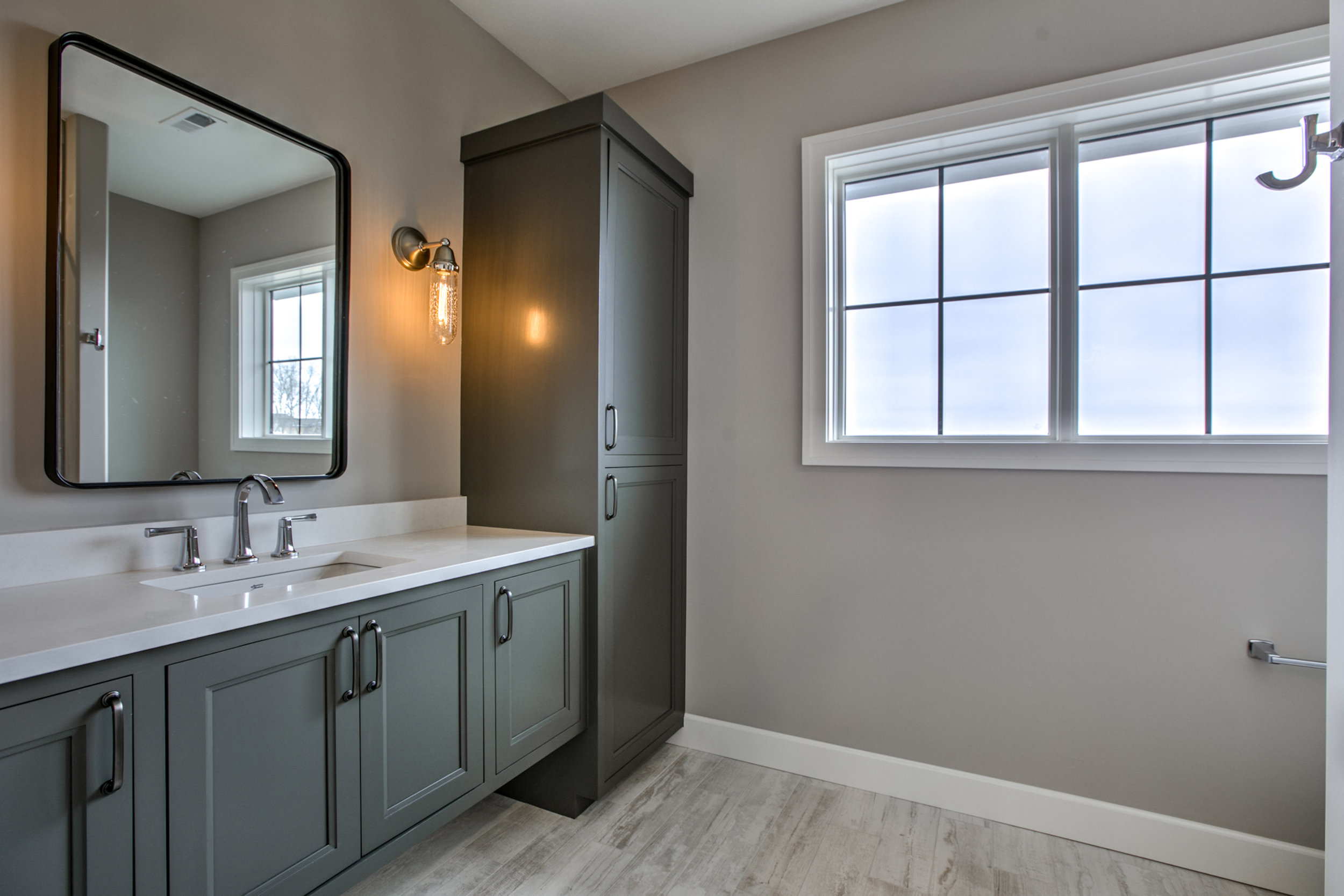 The Fourth Bathroom | Nathan Homes