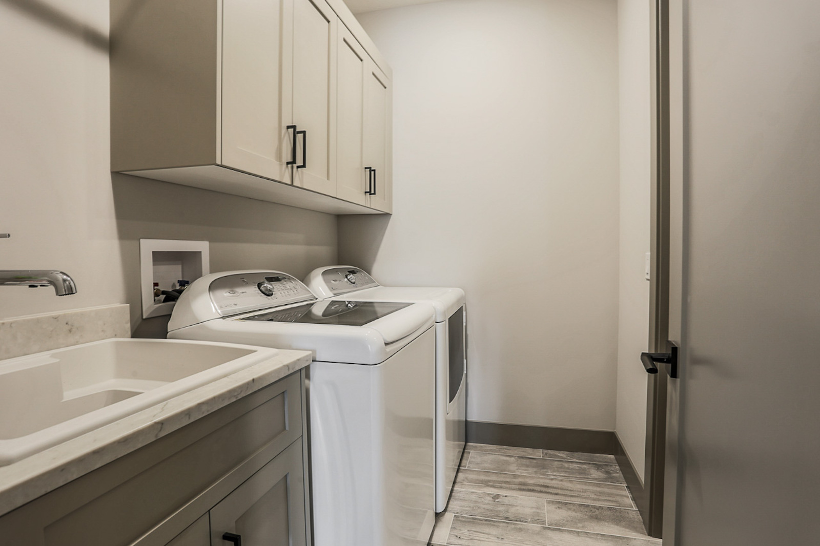 The Laundry Room | Nathan Homes