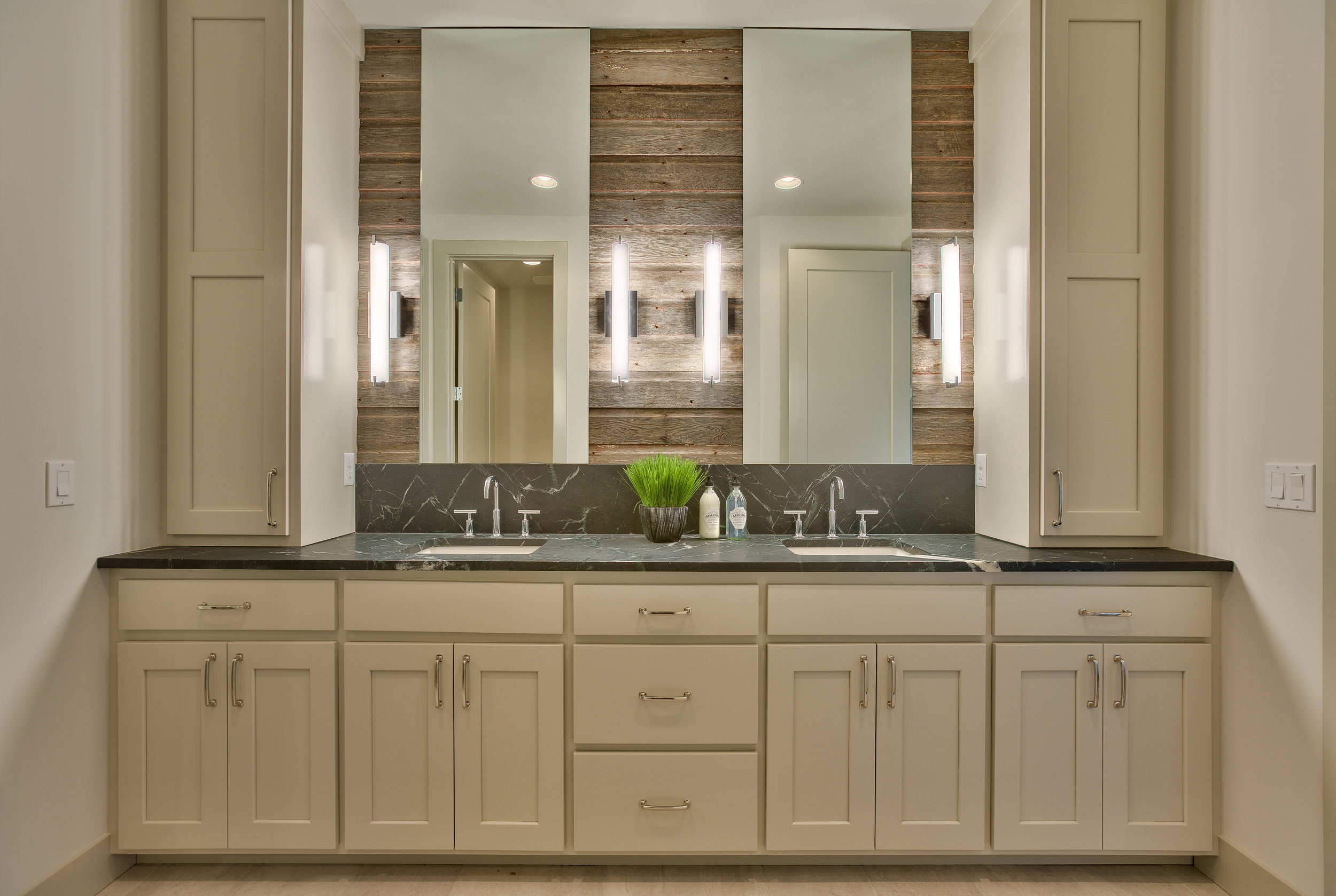 The Master Bathroom | Nathan Homes