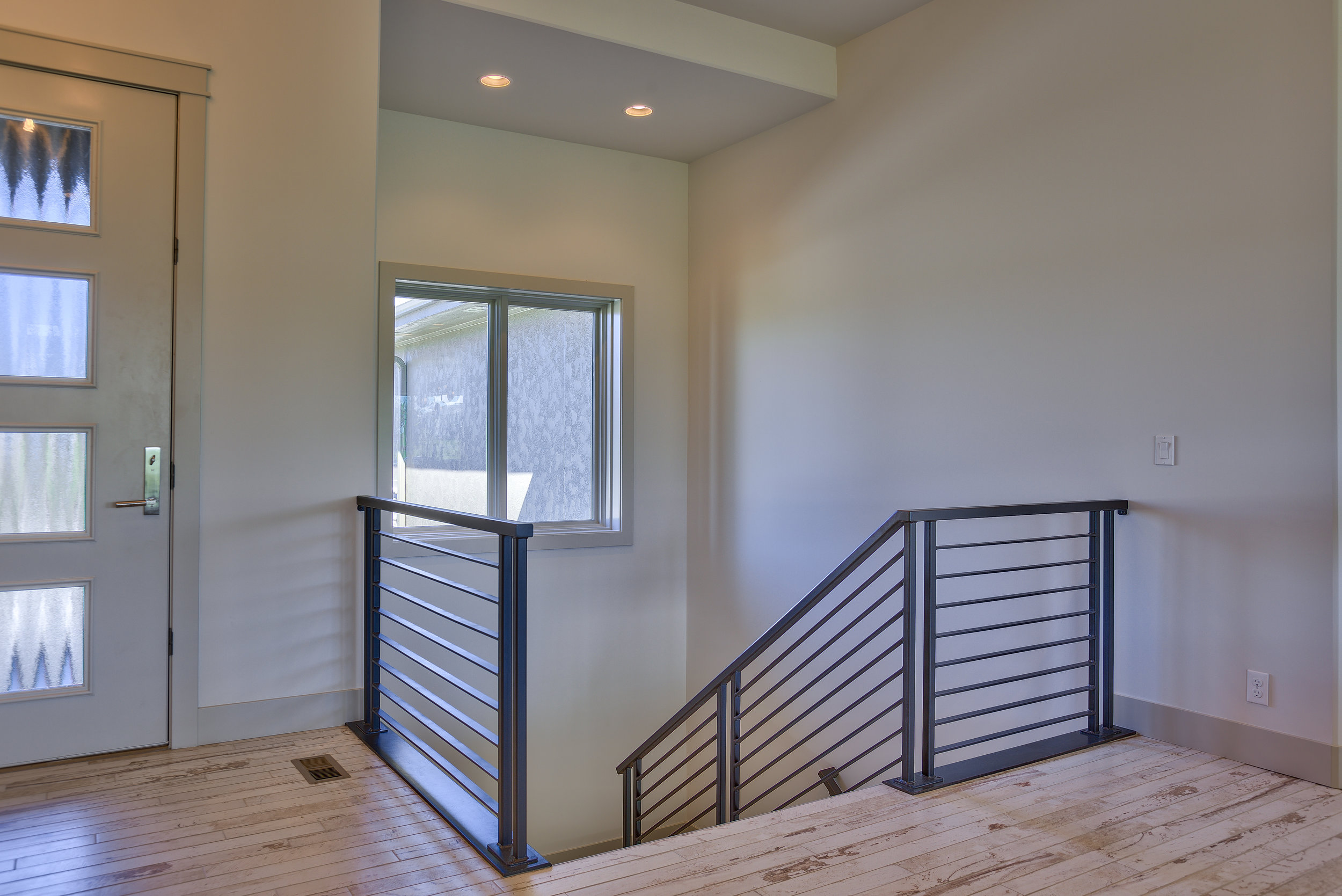 The Staircase | Nathan Homes