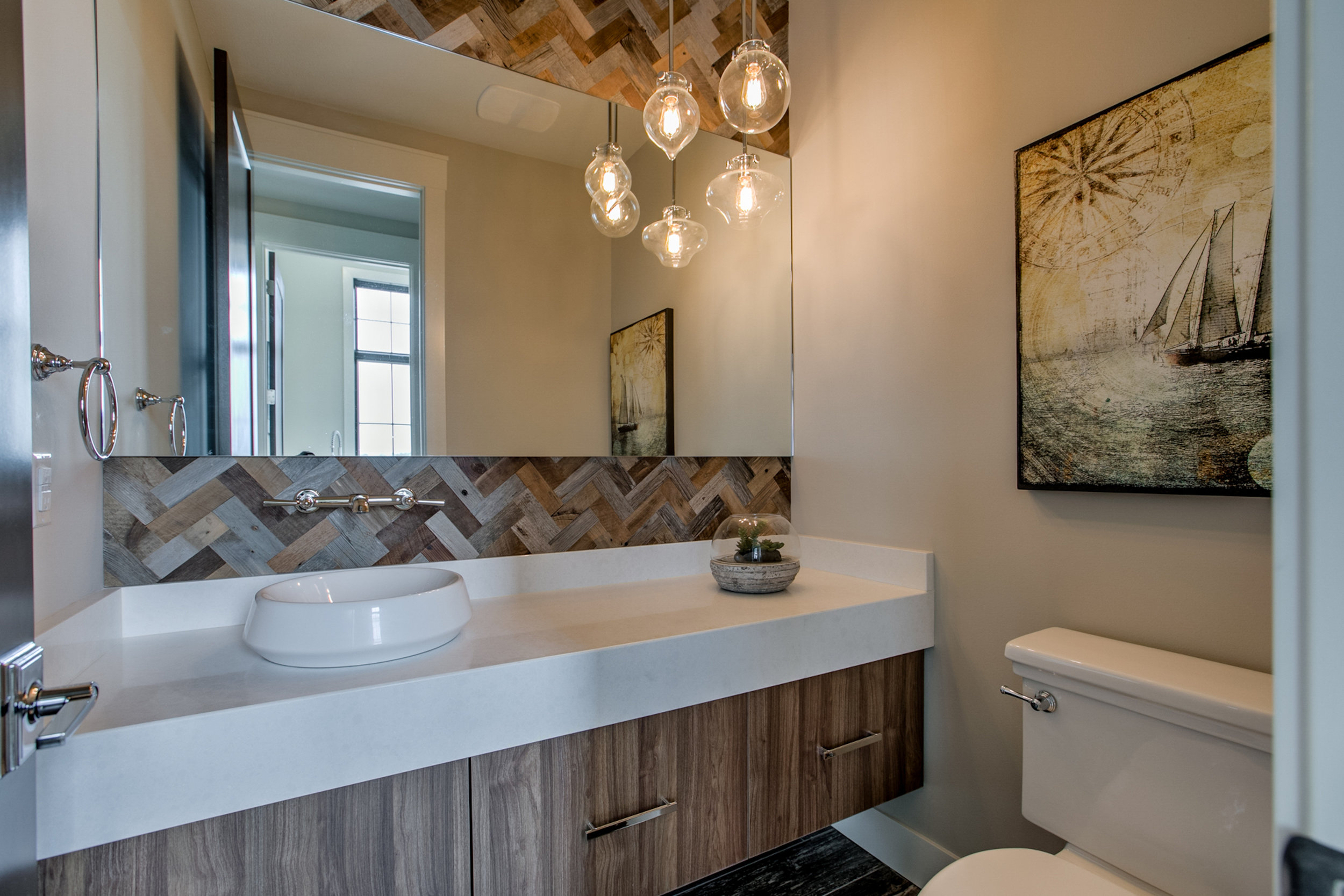 The Guest Bathroom | Nathan Homes