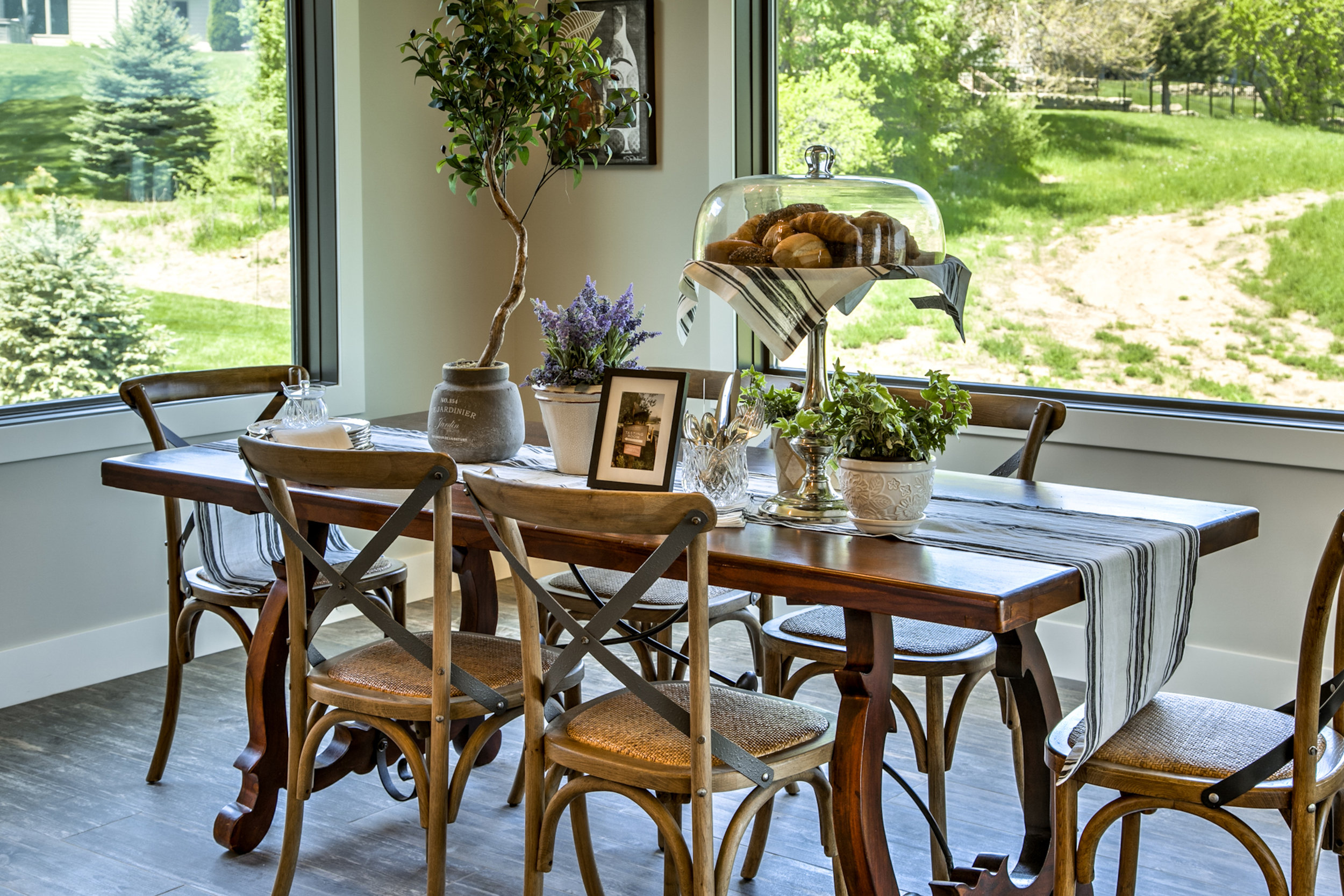 The Dining Room | Nathan Homes