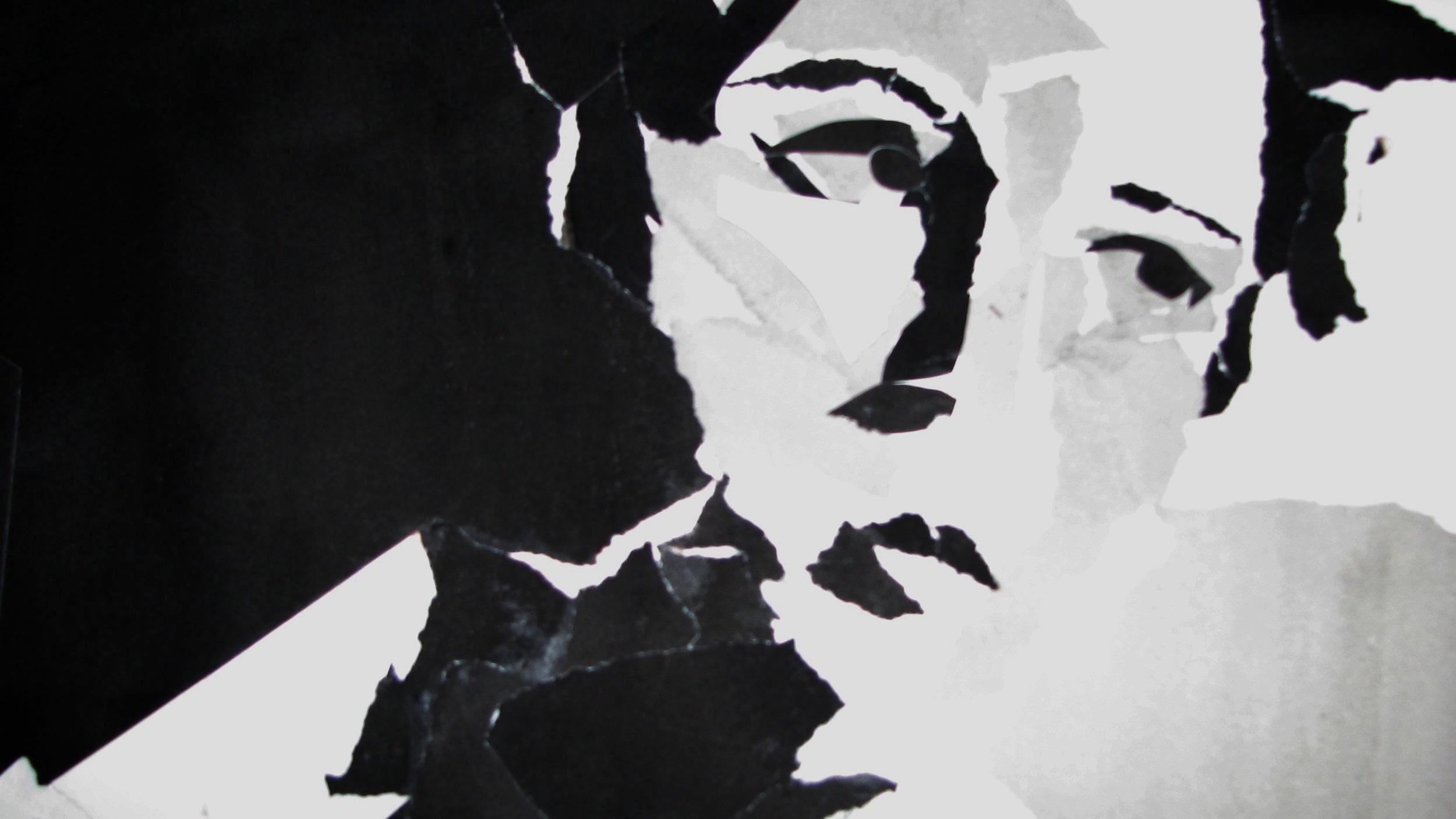 Monochrome landscape series - Intaglio Printmaking
