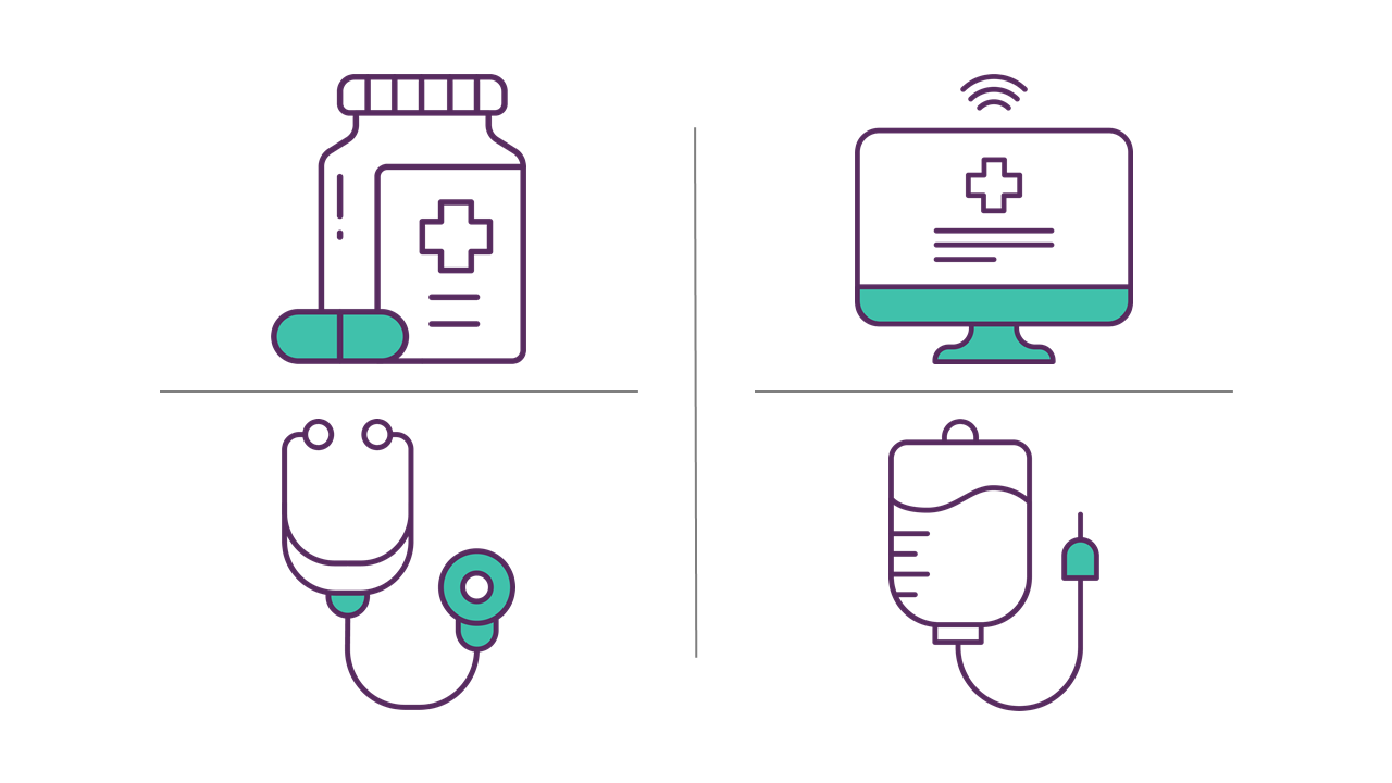 MEET OUR MEMBERS - We have 45+ health startups in our portfolio in the areas of Device, Diagnostic, Drugs and Digital Health