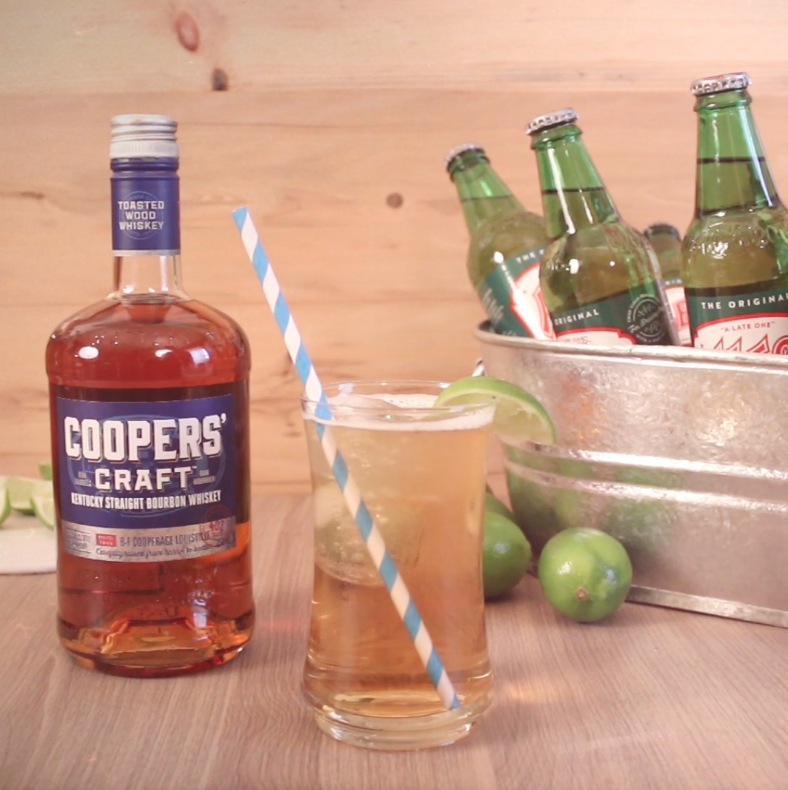 Cooper's Craft Bourbon
