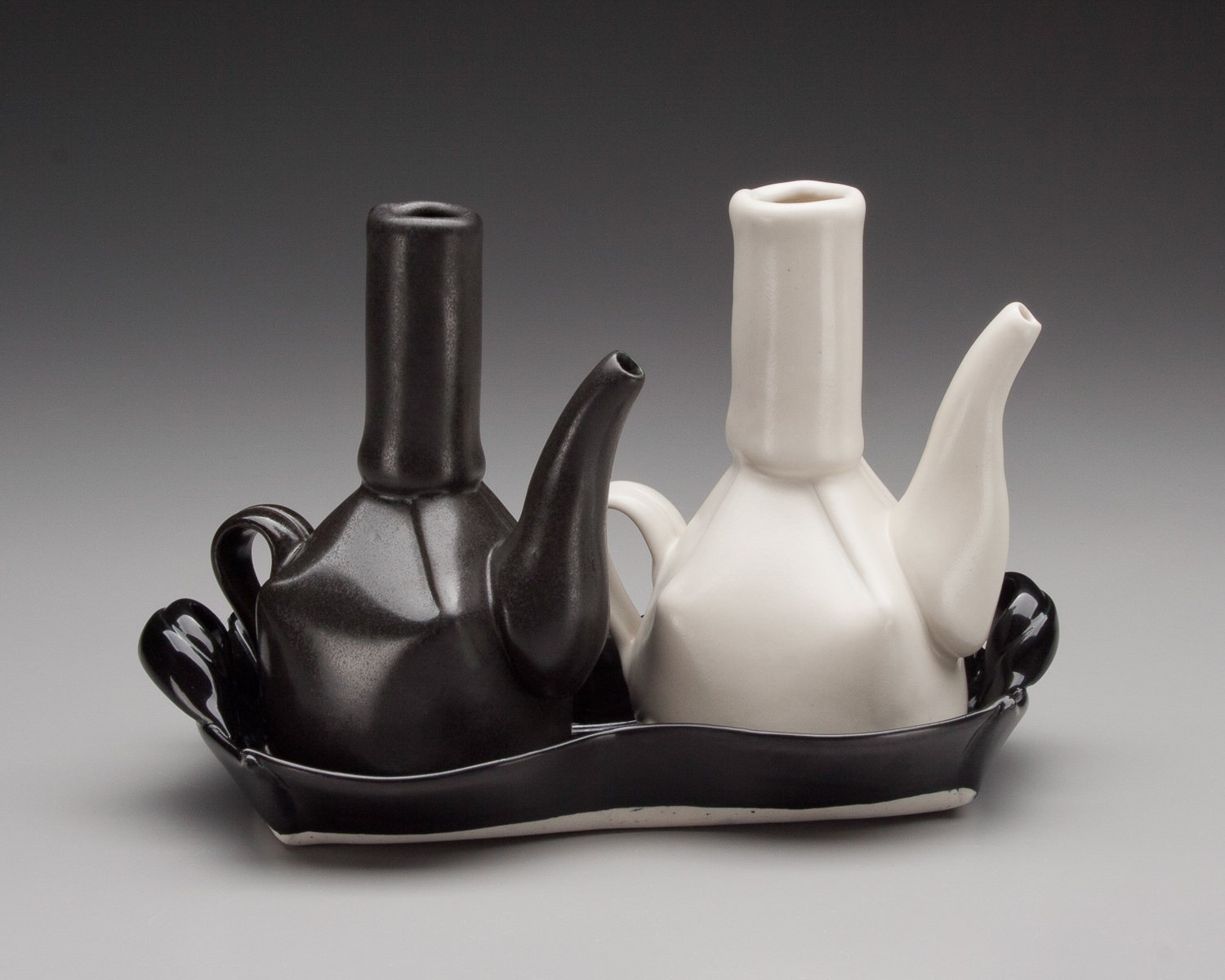 White and Black Ware