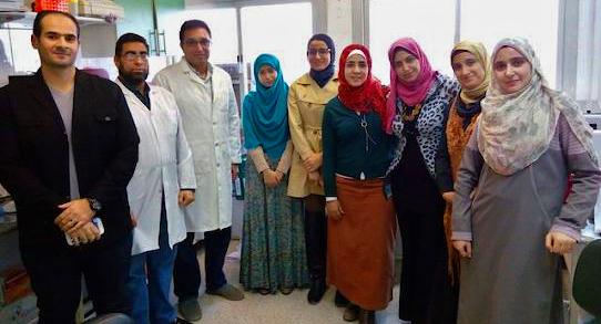 SSI's Egypt Team