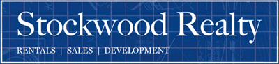 Stockwood REalty Logo - based in Newton and South Boston, Massachusetts