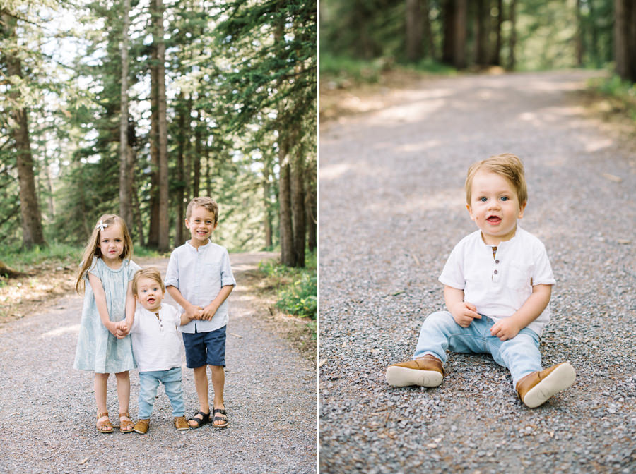Calgary newborn and family photographer