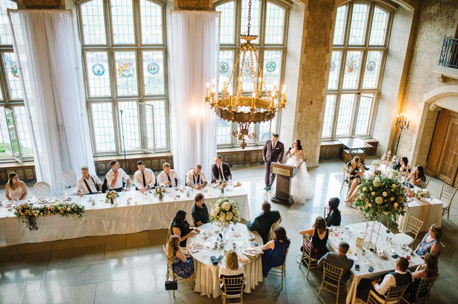 Summer Wedding Banff Springs Hotel