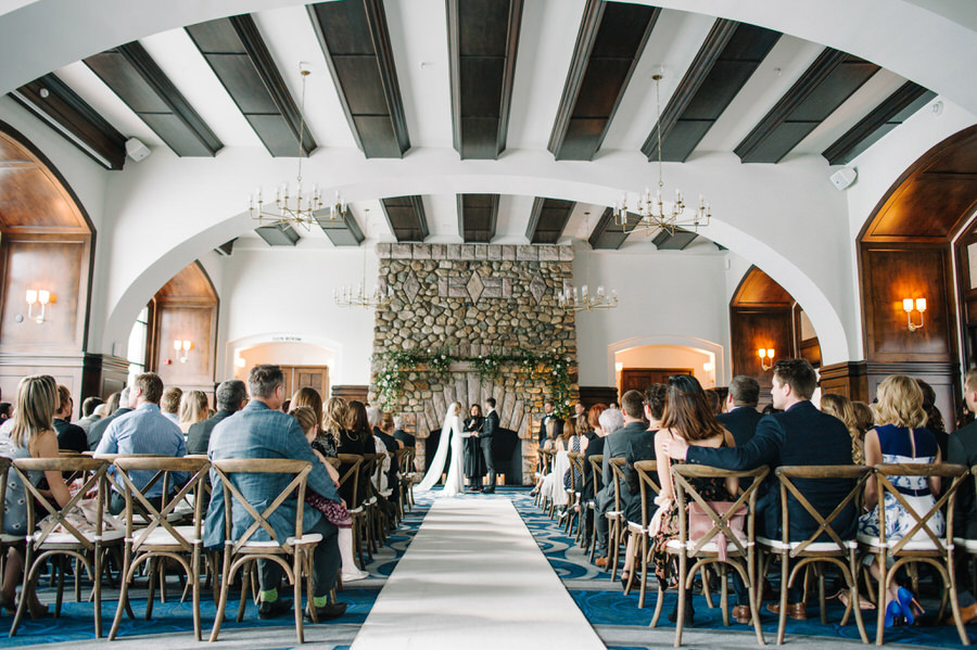 Lake Louse Wedding