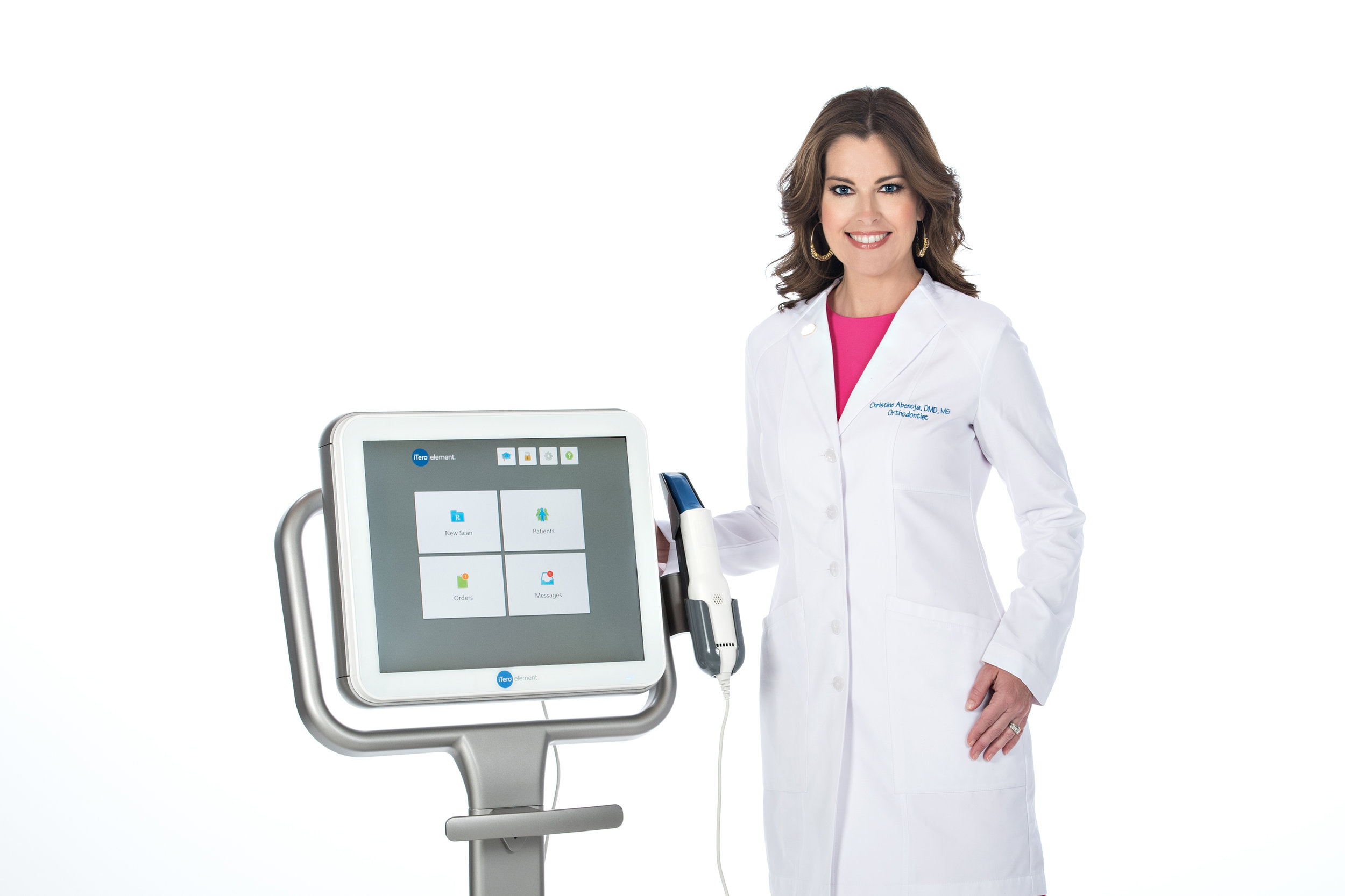 Itero 2.0 - Invisalign Certified ConnectivityUse iTero scanners to show patients the outcome of their Invisalign treatment.3X faster ClinCheck setups110X fewer rejections27X fewer fit issues3Better patient experienceSimulated outcomes for patients