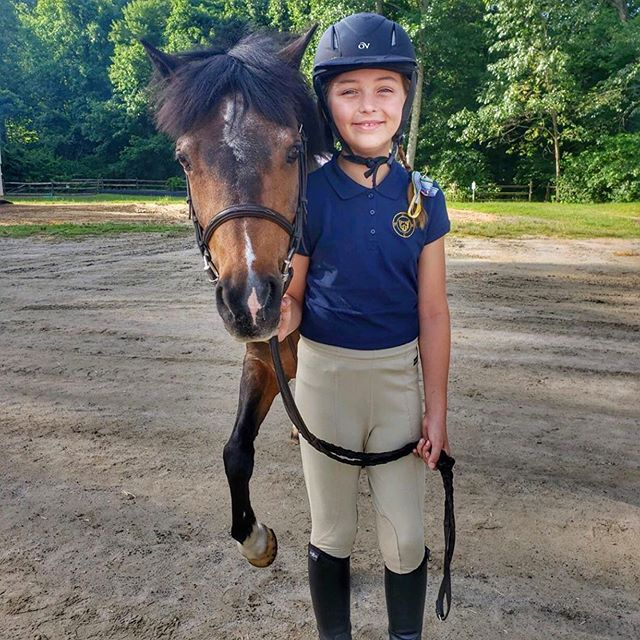 In addition to our state certified (and super fun) #summercamp that runs for 7 weeks, we also have a Pony Riding Camp! These future world-class riders had an awesome time during their first season! Smiles for miles!  #cutenessoverload .  Live the #HuntClubLife  To learn more about our Riding program, email: stables@huntclubonline.org  Membership inquires: membership@huntclubonline.org . . . . #westportct #06880 #westportmoms #countryclublife #riding #horselove #tennis # #paddletennis #iceskating #hockey #203 #203local #eastcoastliving #eastcoastlifestyle #westport #fairfieldcountyct #fairfieldcountymoms #westport #nyc #southport #norwalk #horseshowing #horseshows #ridinglessons #ridingcamp