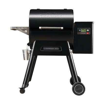 IRONWOOD 650 PELLET GRILL - Traeger$1,199.99The new model can sear at 500 degrees. Woohoo!