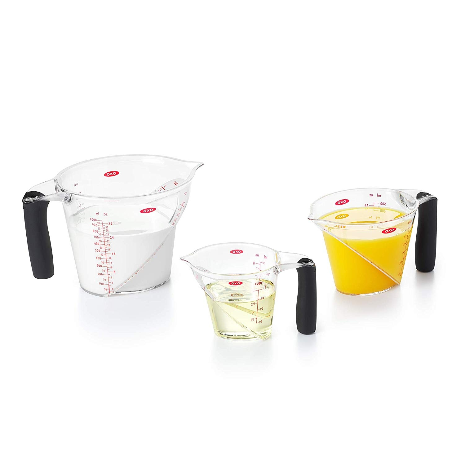 liquid measuring cups - OXO$19.95The best liquid measuring cups of all time.