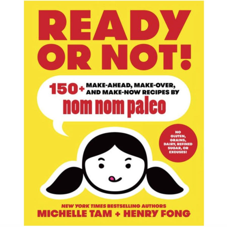 nom nom paleo - Michelle Tam$19.99The absolutely, positively, definitive source on Paleo.