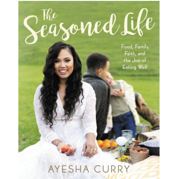 THE SEASONED LIFE - Ayesha Curry$27.00Her bacon with brown sugar and fennel is my kids' favorite thing on the planet.