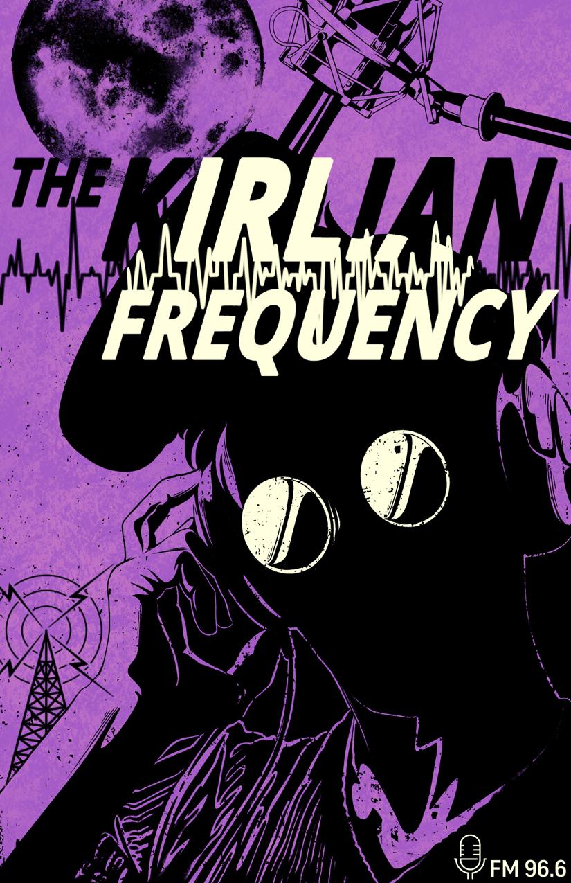 La Frequencia Kirlian 2018 NETFLIX