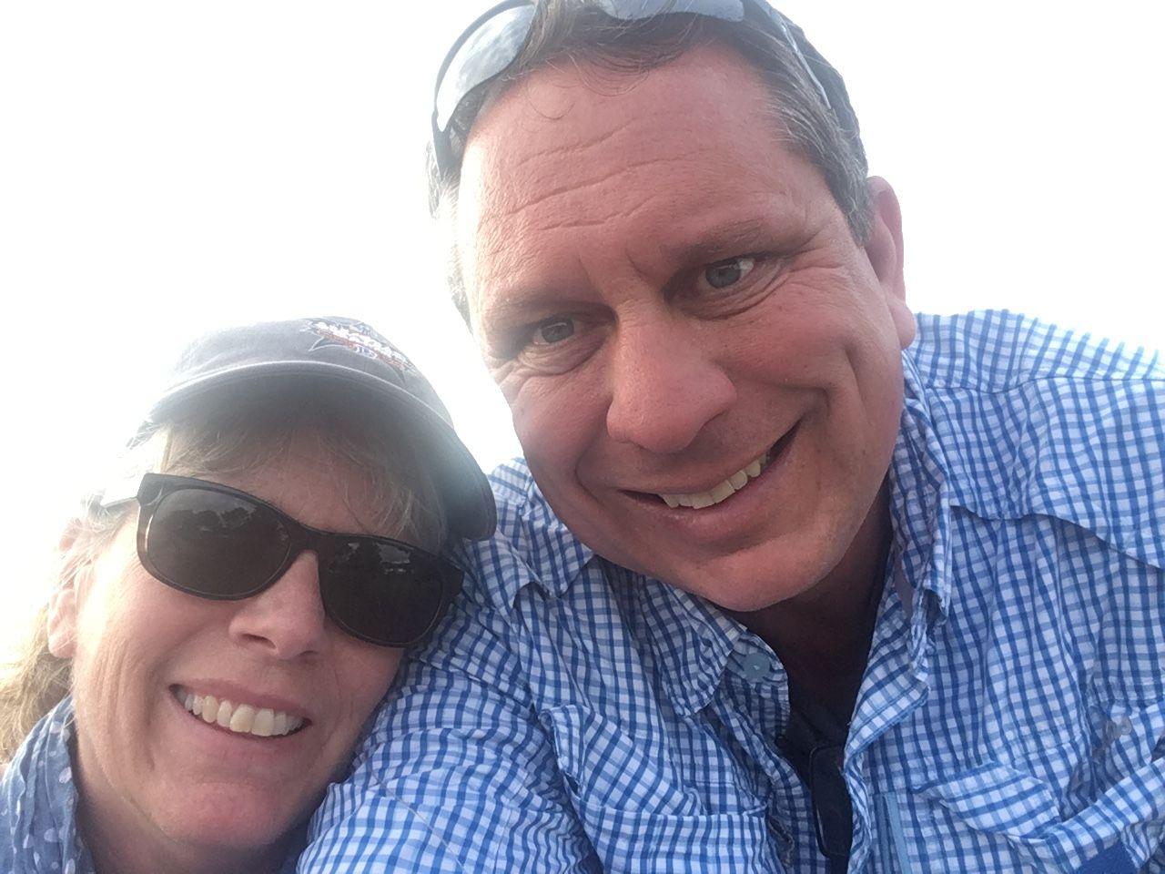 Gretchen & Mike Piscotty