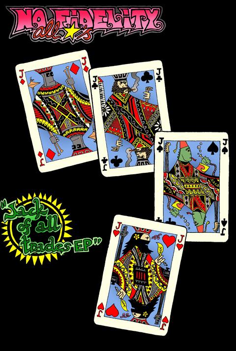 "NFR_015 Nofi Allstars ""Jack of All Traits EP"" (January 2006)"