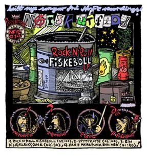 "NFR_019 Nårsk Utflod ""Rock n Roll Fiskeboll EP"" (October 2007)"