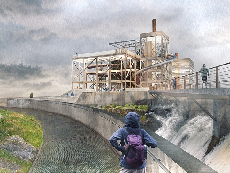 Connecting People to the Falls - The first step is a Riverwalk that lets visitors experience up close the wonder of the falls, opening up exploration to learn about the habitats, cultures and history of the region.Help make the Riverwalk a reality.