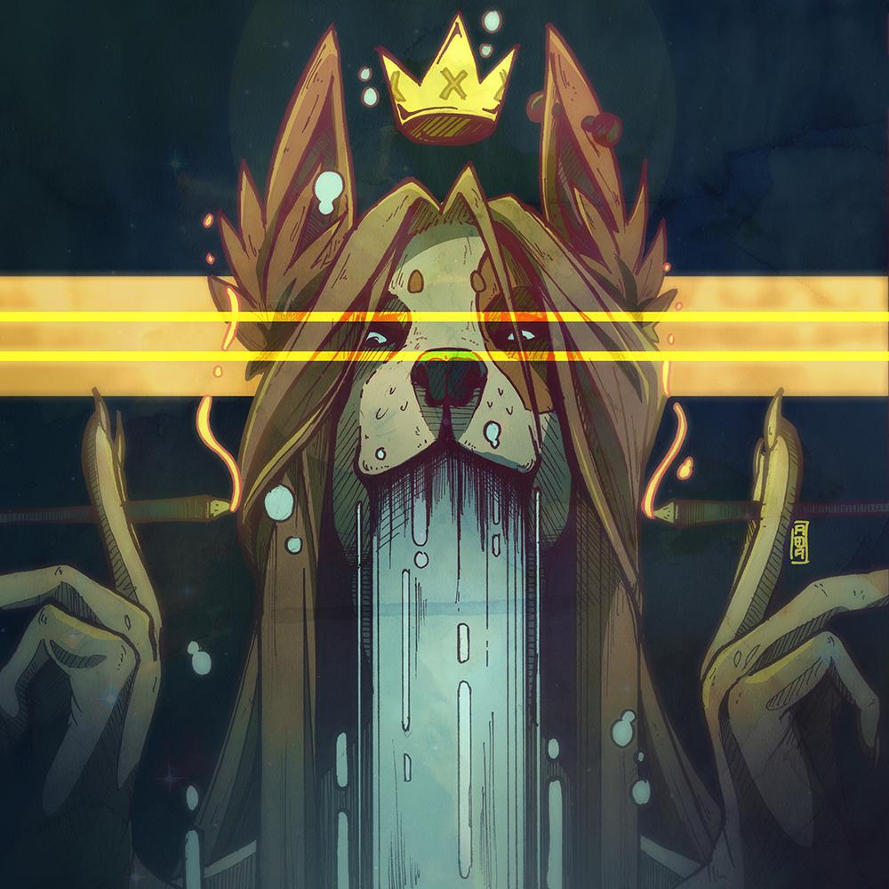 [Izzy Avatar Commission]
